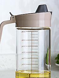 Недорогие -1 шт на кухне разлива нефти предотвращение масло горшок приправа стеклянные бутылки крышкой