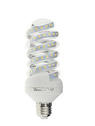 cheap -20W E26/E27 LED Corn Lights T 47 leds SMD 2835 Decorative Warm White Cold White 1600lm 3000/6000K AC 220-240V
