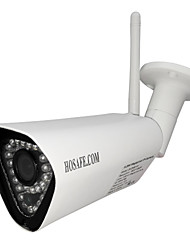 HOSAFE 2 MP Proiettile All'aperto with Filtro a infrarossi 32G(Impermeabile / Giorno Notte / Sensore di movimento / Dual stream / Accesso