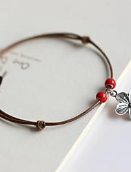 Недорогие -ножной / браслет форма особенность материал материал показал количество цвета ювелирных изделий женщин