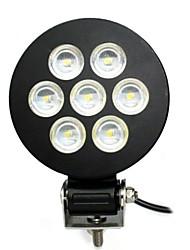 Liancheng® 5 inch 21W 9-32V High Brightness Round LED Work Light 6000K for Off-roadUTVATVBoatShip