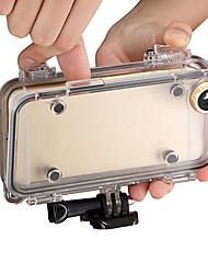 Montatura impermeabile Custodia Impermeabile Anti-polvere Per iPhone iOS Universali