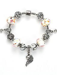 cheap -Fine Styly Beads Strand Bracelet with Beautiful Pendant Charm Bracelet