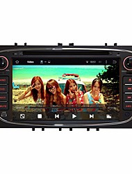 Bonroad Android 6.0 2din Car Video DVD Player For Focus 2008 2009 2010 2011 Radio Rds GPS Navigation bluetooth Screen Wifi