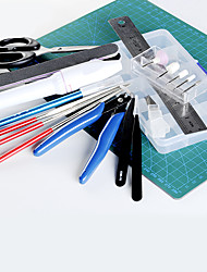 krab koninkrijk gundam model tool set beginnende essentieel binnenkomst Tamiya model productie-instrument tool kit kit 03
