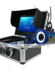 cheap -Fish Finder Underwater Camera portable LCD 30 M None Wireless 18650 Hard Plastic