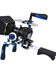 YELANGU DSLR Shoulder Rig Mount Handheld Stabilizer 5D2 DV Bracket