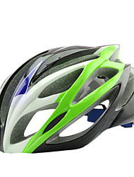 Bike Helmet 21 Vents Cycling Cycling  Mountain Cycling One Size 56-62CM PC / EPS Women's / Men's / Unisex