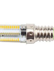 Недорогие -1шт 4 W 400 lm E14 LED лампы типа Корн T 80 Светодиодные бусины SMD 3014 Диммируемая / Декоративная Тёплый белый / Холодный белый 220-240 V / 110-130 V / 1 шт. / RoHs