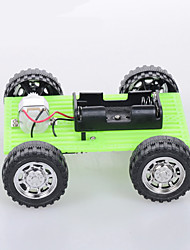 cheap -Crab Kingdom Model Assembled DIY Handmade Green Car ordinary