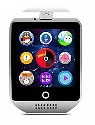 Недорогие -Муж. Универсальные Спортивные часы Модные часы Часы-браслет Цифровой силиконовый Черный / Белый Защита от влаги Сенсорный экран Пульсомер Аналого-цифровые Кулоны Винтаж На каждый день Кольцеобразный