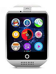 cheap -Men's Unisex Sport Watch Smart Watch Fashion Watch Wrist watch Bracelet Watch QuartzTouch Screen Thermometer Chronograph Water Resistant