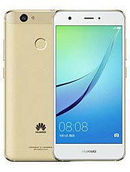 HUAWEI® Nova 5.0 2.5D Android 6.0 4G Smartphone (Dual SIM Octa Core 12MP Dual came 4GB+64GB 3020mAh) Metal Fingerprint