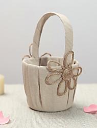 economico -Bouquet Lino 23 cm Perle false Petali 1