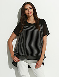 cheap -Women's Daily / Plus Size Summer Blouse