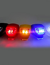 Bike Lights Front Bike Light Rear Bike Light LED Cycling Small Size Clip Pocket Safety Cell Batteries Lumens Battery Cycling/Bike