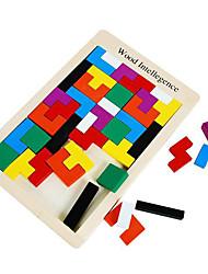 Недорогие -Квадратный Обучающая игрушка Высокое качество Дерево Девочки Мальчики Подарок
