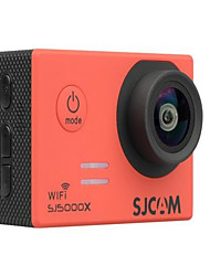 SJ5000X Action cam / Sport cam 16MP 4000 x 3000 Wi-Fi Regolabili Impermeabile Senza fili 30fps 4X ± 2EV 2 CMOS 32 GB Formato H.264Inglese