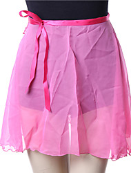cheap -Ballet Bottoms / Dresses&Skirts / Skirt Women's Training Chiffon Draping Sleeveless Christmas Decorations / Halloween Decorations / Princess Skirt / Performance / Fairies
