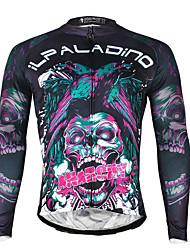cheap -Ilpaladin Sport Men Long Sleeve Cycling Jerseys  CX720