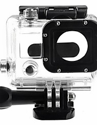 cheap -Case/Bags Waterproof Housing Case Waterproof For Action Camera Gopro 3 Diving Surfing Universal SkyDiving Boating Wakeboarding Travel ABS