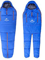 Naturehike Sleeping Bag Envelope / Rectangular Bag 10°C Waterproof Portable Rain-Proof Foldable Breathability Sealed Elastic 180X30