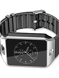 cheap -Smartwatch iOS / Android Touch Screen / Pedometers / Camera Activity Tracker / Sleep Tracker / Stopwatch / 2 MP / Find My Device / 64MB