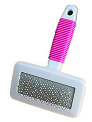 cheap -Cat Dog Grooming Health Care Cleaning Comb Casual/Daily Rose