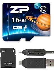 ZP 16GB TF Micro SD Card scheda di memoria UHS-I U1 Class10