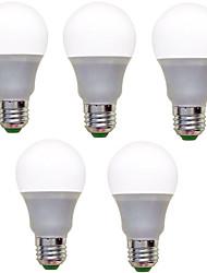 Недорогие -e26 / e27 светодиодные шариковые шарики a60 (a19) 12 smd 2835 850lm теплый белый холодный белый 3000k / 6500k декоративный AC 220-240v