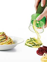 cheap -1Pcs Hand-Held Grater Shred Vegetables Device Spiral Wire Cutting Mechanism In The Kitchen