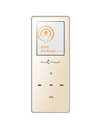 baratos -UnisCom MP3 MP3 WMA WAV FLAC APE OGG AAC Bateria Li-on Recarregável