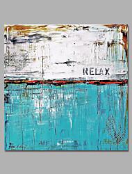Недорогие -Яркие холст искусства абстрактного стиля стены искусства холст современной одной панели холст масляной живописи для домашнего украшения