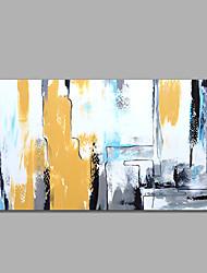 preiswerte -Iarts retractage Art-abstraktes Grafikphantasie modernes / Mittelmeer ein Plattensegeltuch-Ölgemälde