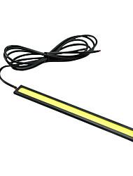 Недорогие -Автомобиль Лампы 40W COB 2800lm Светодиодная лампа Фары дневного света
