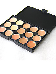 12PCS/SETS Lidschattenpalette Trocken Nass Matt Schimmer Lidschatten-Palette Cream Größe für die ReiseAlltag Make-up Halloween Make-up