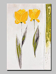 Hand Painted Flowers Oil Painting On Canvas Modern Abstract Wall Art Pictures For Home Decoration Ready To Hang