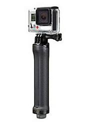 aluminium 3 s gopro selfie statief met drieweg verstelbare arm
