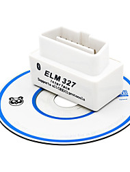 cheap -Super Mini V1.5 ELM327 Bluetooth OBD2 OBDII Scanner Adapter CAN-BUS Supports All OBD2 Compliant Cars After 1996