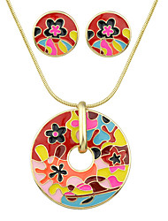 cheap -Women's Fashion Party Daily Earrings Necklaces Costume Jewelry