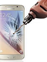 preiswerte -Displayschutzfolie für Samsung Galaxy S6 Hartglas Vorderer Bildschirmschutz Anti-Fingerprint