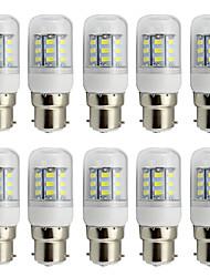 B22 LED Mais-Birnen T 27 SMD 5730 280 lm Warmes Weiß Kühles Weiß K Dekorativ AC 85-265 V