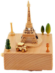 Music Box Toys Tower Classic & Timeless Pieces Boys' Girls' Birthday Gift