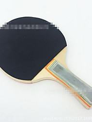 Ping-pong Racchette Ping Pang Legno Manopola  lunga Brufoli 2 Racchetta 3 Palline da ping pong