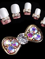 10 Nakit za nokte Klasik Lijep Dnevno Klasik Lijep Visoka kvaliteta