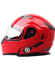 Intégral Anti buée Respirable ABS Gomme Casques de moto