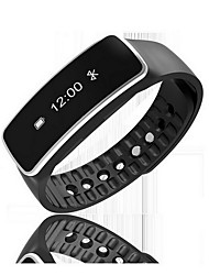Smart Bracelet Water Resistant / Water Proof Pedometers Sports Alarm Clock Multifunction Information Bluetooth4.0 USB iOS Android