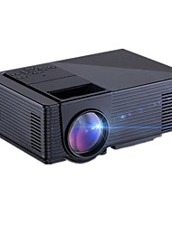 cheap -HD1080P Home Theater Projector 1500Lumens 3D LED AV/USB/VGA/SD