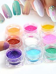 1set Nail Art Decoration Rhinestone Pearls Makeup Cosmetic Nail Art Design