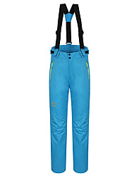 cheap -Women's Hiking Pants Waterproof Thermal / Warm Windproof Fleece Lining Detachable Fleece Pants/Trousers/Overtrousers for S M L XL XXL